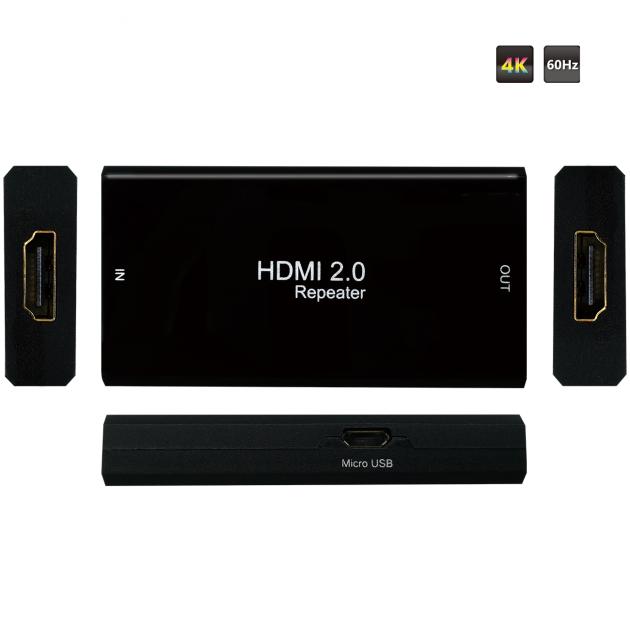 HDMI 2.0 Repeater 1