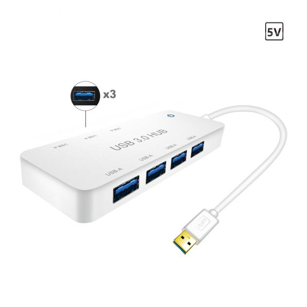 USB 3.0 to USB 3.0 AFx7 Converter (5V) 1